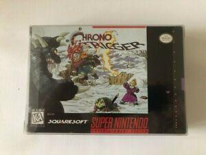 Chrono Trigger SNES Excellent Condition CIB Super Nintendo NTSC