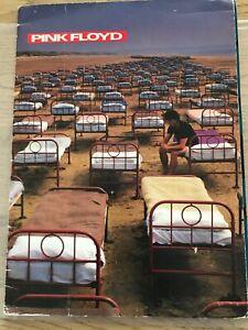 Pink Floyd World Tour Programme - 1987- 1988 - Momentary Lapse Of Reason