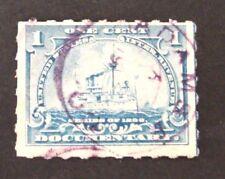 US-1898-BOB - problema de ingresos 1 C documental acorazado-Usado