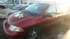 Driver Left Fender Fits 99-03 WINDSTAR 309766