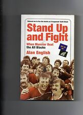 MUNSTER RUGBY - STAND UP AND FIGHT BY ALAN ENGLISH - IRELAND