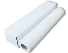 """290gsm 24"""" x 100' Matte Polyester Canvas Roll for HP Canon Epson Inkjet Printers"""