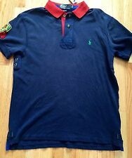 Polo Ralph Lauren Polo Shirt , Size L Slim Fit, Blue
