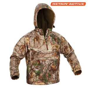 Realtree Camo Light Performance Hoodie -ArcticShield Heat Echo- Size 2XLarge