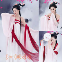 Women's Dress Hanfu Ancient Costume Inner Tops Chest Skirt Dress Chinese Cosplay