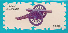 Miniature Civil War Cannon – pencil sharpener