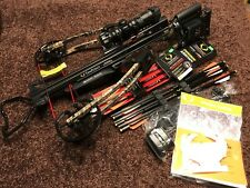 TenPoint Carbon Nitro RDX ACUdraw Package with extra 6 Pack carbon bolts
