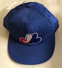 Junior Size Montreal Expos Baseball Cap