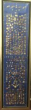 Hard Rock Cafe Framed 350 PINS Collection Grand Opening Staff GO OS STAFF Unique