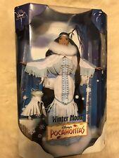 Disney Collector Doll Pocahontas Winter Moon & Meeko 1999 Unopened NRFB
