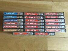 COMMODORE VC VIC 20 Kassette Tape: 1 Cassette zur Auswahl! TOP und RARE!