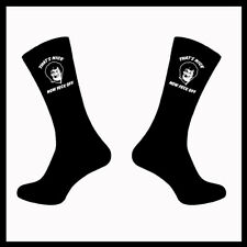 MRS BROWNS BOYS ,THAT'S NICE, NOVELTY FUN GIFT MENS SOCKS / 1 pair