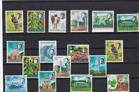 seychelles mm & used  & british indian ocean territories mnh stamps  ref r12491