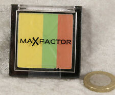 Max factor max effect trio eye shadow brand new make up