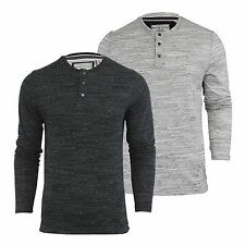 Brave Soul Cotton Grandad Casual Shirts & Tops for Men