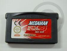 !!! NINTENDO GAMEBOY ADVANCE SPIEL Megaman 4, gebraucht aber GUT !!!