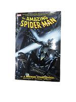 Amazing Spider-Man by Straczynski V2 Omnibus Garney DM VAR HC Marvel