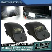 2x LED License Plate Light Lamp For 2005-2015 Toyota Tacoma & 2000-2013 Tundra