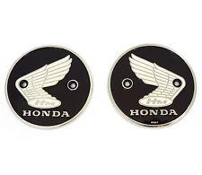 Genuine Honda - Tank Emblem Set - 87020-070-010 - CA200 CL90 S90 CB92 CA95 CB160