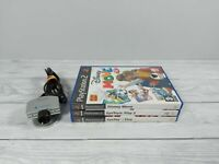 SONY PLAYSTATION 2 PS2 EYE TOY GAME BUNDLE - GOOD CONDITION