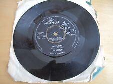 "The Beatles - I Feel Fine 7"" Vinyl Single (1964) Parlophone R 5200"