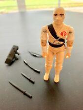 Vintage Hasbro GI Joe STORM SHADOW 1984 Action Figure Complete