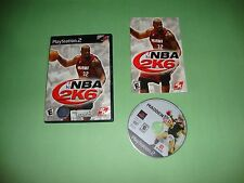 NBA 2K6 (Sony PlayStation 2, 2005)