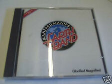 Manfred Mann's Earth Band, glorified magnified CD M (-)/M (-) como nuevo cohesion Rec.