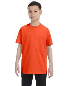 29B Jerzees Youth 5.6 oz DRI-POWER ACTIVE T-Shirt