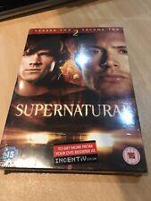 Supernatural Season 2,3 6 Dvd Box Set Jared Padalecki