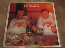 THE UNDERTONES - HYPNOTISED - NEW LP RECORD