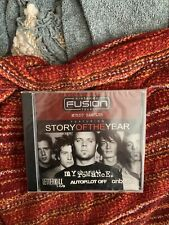 STORY OF YEAR - Nintendo Fusion Tour Music Sampler: Story Of Year, My Chemical