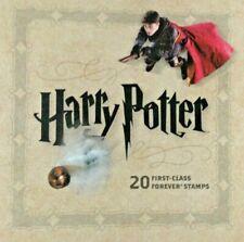 Harry Potter - Booklet Of Twenty Forever Stamps -Limited Edition - 2013 Usps