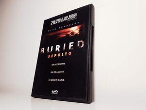 Buried - Sepolto DVD MONDO HOME