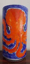 Italian Mimo Parrucca Octopus Vase