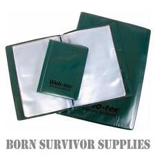A5 Army Nyrex Waterproof Document Folder Nirex Military Wallet Orders Holder
