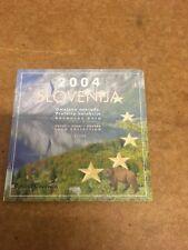Slovenia 2004. EURO € esemplare modello MEDAGLIA Set