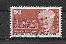 GERMANY, BERLIN , 1975 , LOBE ,  STAMP , PERF , VLH