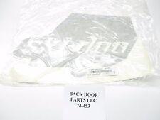 2009 Ski-Doo Summit X 600 800 Hood Decal Sticker Lower Left 516003693 74-453