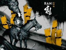 Joao Ruas Ran Screen Print Taro Edition x/40 Akira Kurosawa Poster Mondo Art