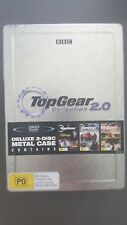 Top Gear : Collection 2 [ 3 DVD Steel Case Set ] Region 4, FREE Next Day Post