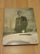 NEW & SEALED - James Bond 007: Skyfall (Blu-ray) STEELBOOK - Daniel Craig OOP