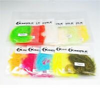 Choice of Colour Fly Tying Materials Matt Speckled Tungsten Beads