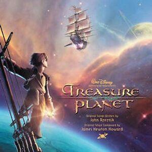 Treasure Planet [Read-Along] [Blister] by Disney (CD, Nov-2002, Walt Disney)