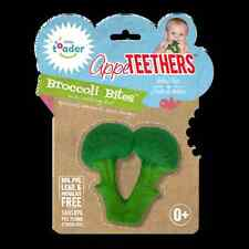 Appeteether Broccoli Bites Baby teether Brote de brócoli bebe dientes