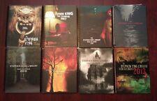 Stephen King Desk Calendar Set 2006- 2013 (2009 SEALED!)