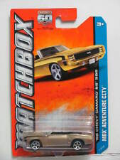 MATCHBOX 2013 MBX ADVENTURE CITY '69 CHEVY CAMARO SS 396