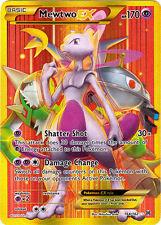 x1 Mewtwo-EX - 164/162 - Secret Rare Pokemon XY Breakthrough M/NM