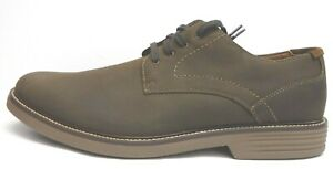 Dockers Size 11.5 Brown Leather Oxfords New Mens Shoes
