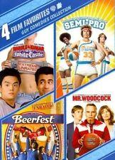 4 Film Favorites Guy Comedies 0883929129010 With Erik Stolhanske DVD Region 1